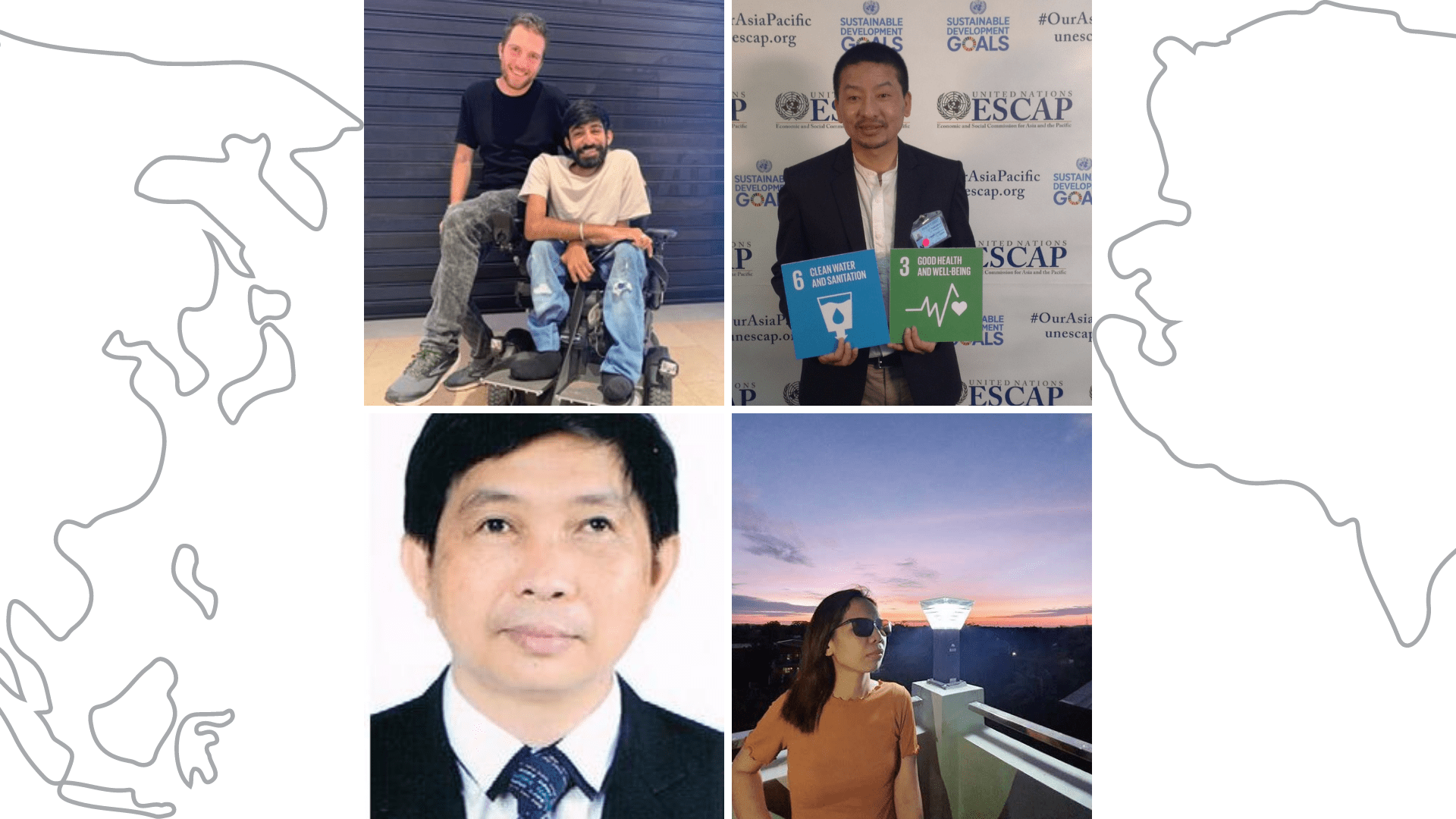 Leaders with Disabilities in Asia Join the Billion Strong Movement