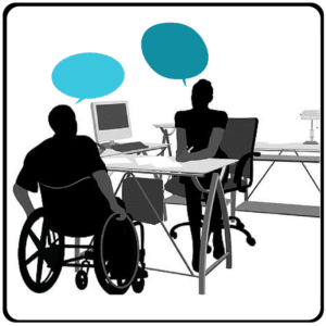 Talking with Employees with Disabilities