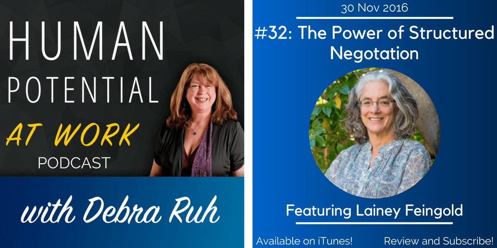 HUMAN POTENTIAL AT WORK PODCAST