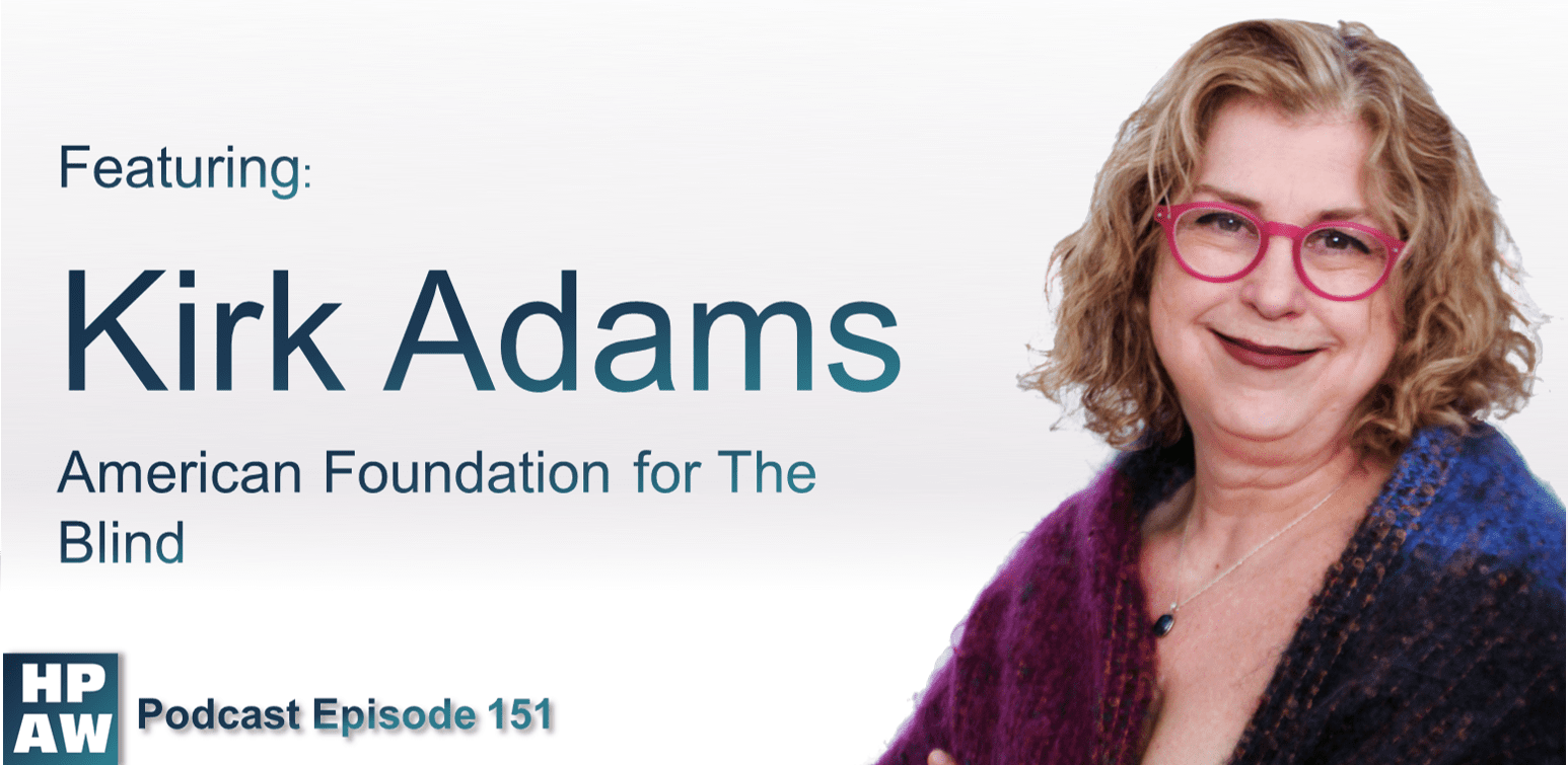 Episode Flyer for #151 Featuring Kirk Adams
