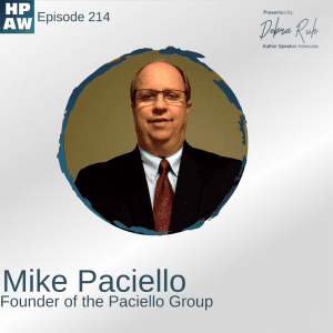 Mike Paciello Founder of the Paciello Group