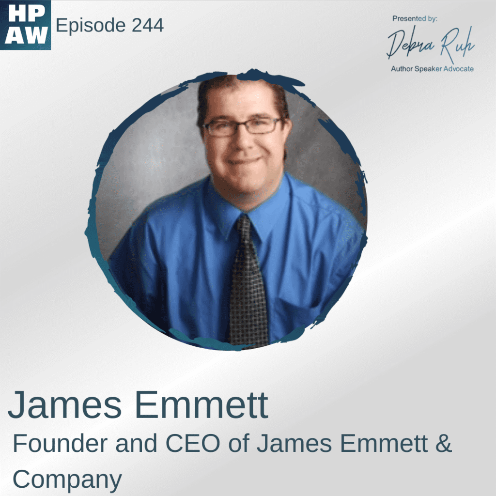 HPAW Interview James Emmett_ Founder and CEO of James Emmett & Company