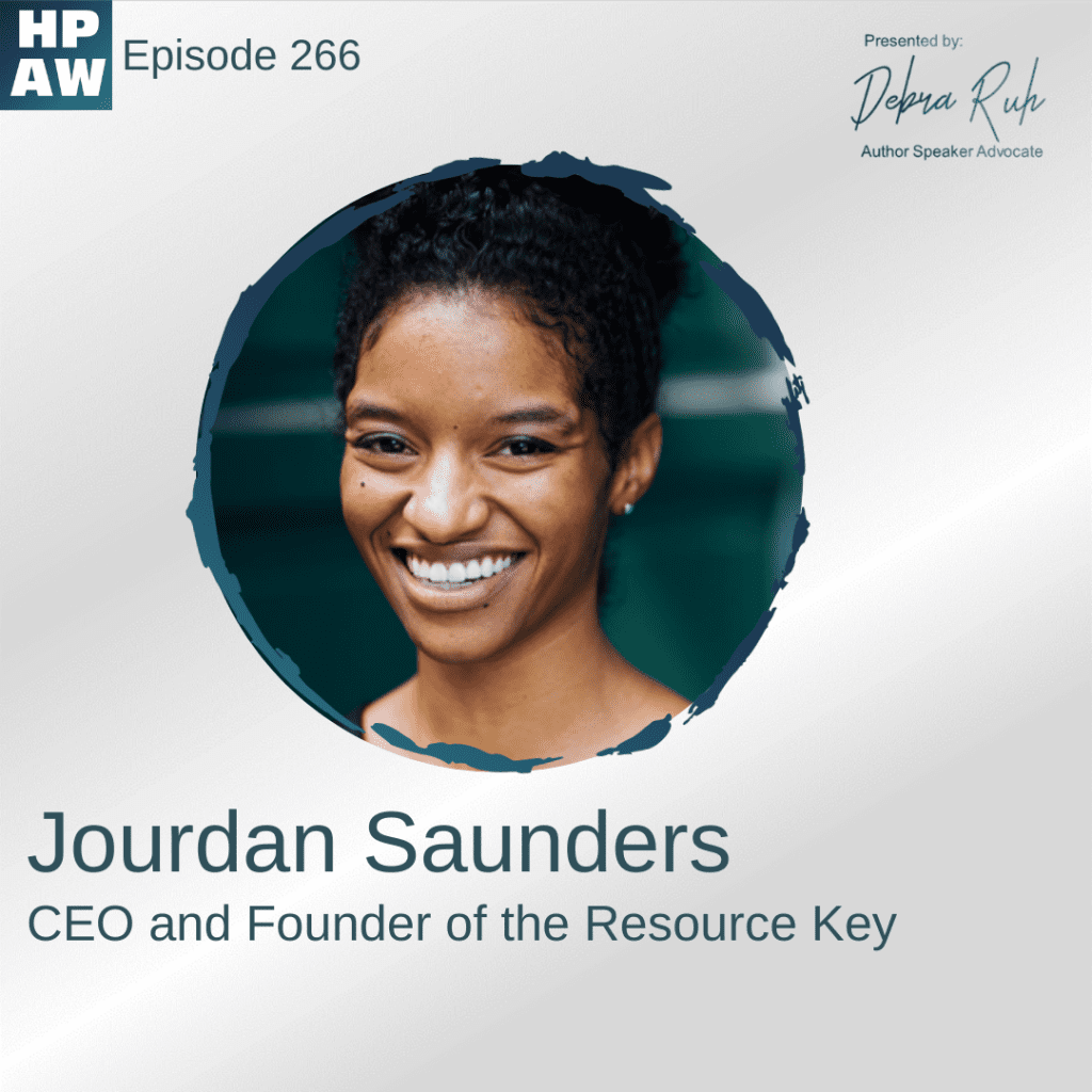 CEO and Founder of the Resource Key