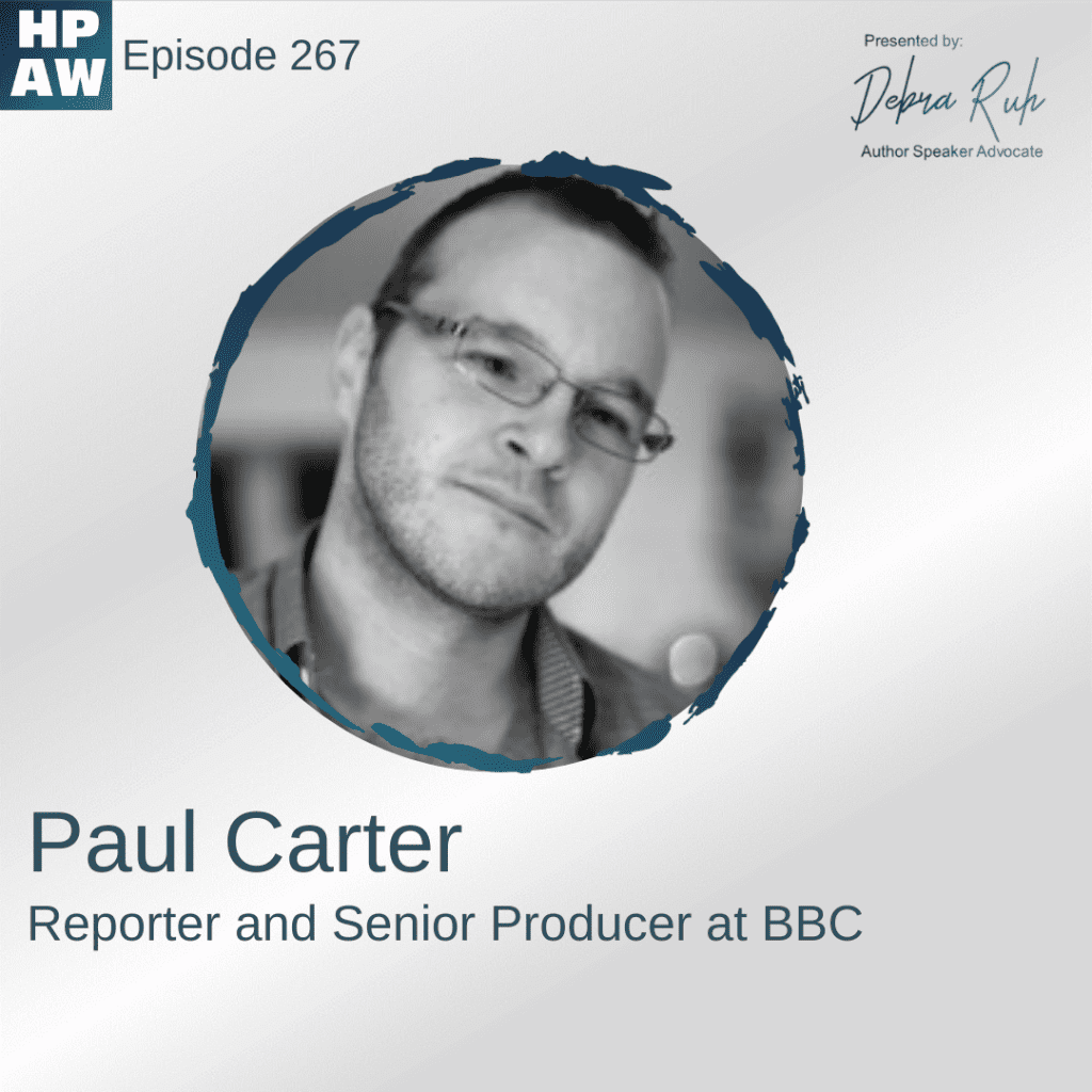 Paul Carter Reporter and Senior Producer at BBC