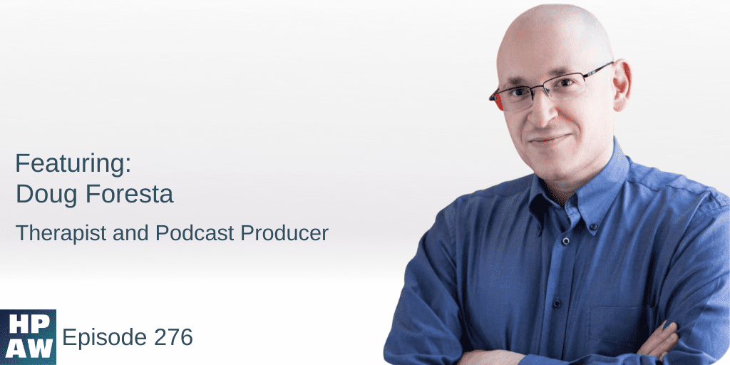 Dog Foresta Therapist and Podcast Producer