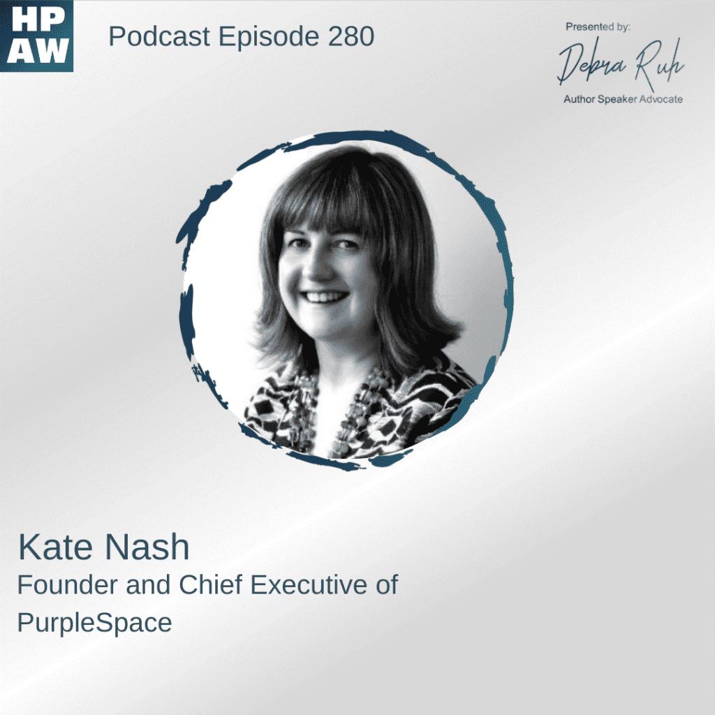 Founder & Chief Executive of PurpleSpace
